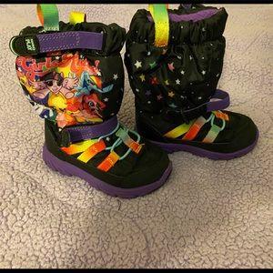 Stride rite toddler girl boot 5.5W